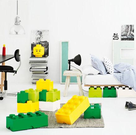DESIGN FETISH: Giant Lego Storage Brick Boxes