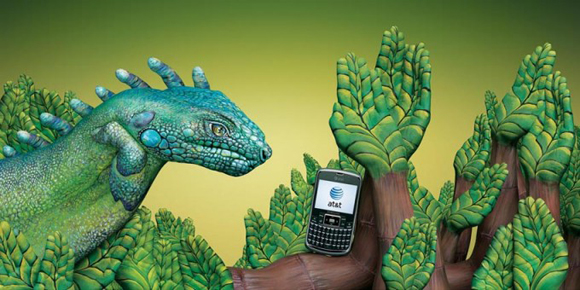 Incredible Hand Painting by Guido Daniele Seen On  www.coolpicturegallery.us