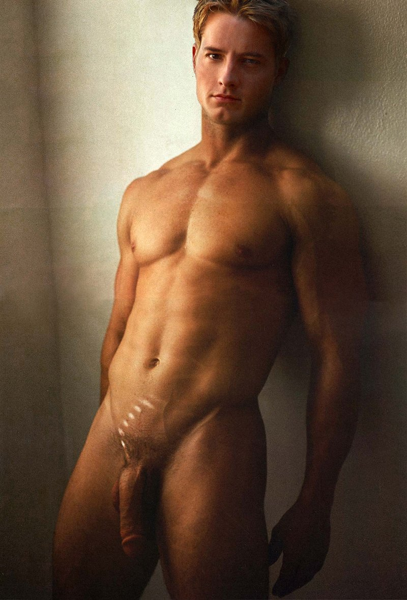 Justin Hartley Nude + Fake celeb