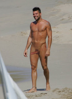 ricky martin nude pictures