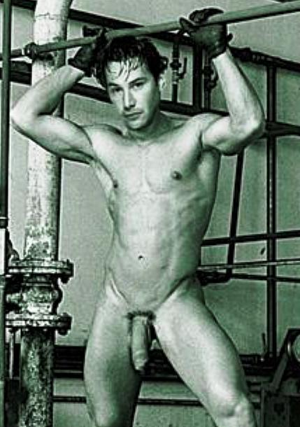 Sexy Naked Keanu Reeves