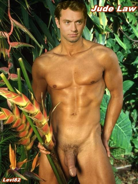 Male Celeb Fakes - Best of the Net: Jude Law Naked Fakes Hot ...