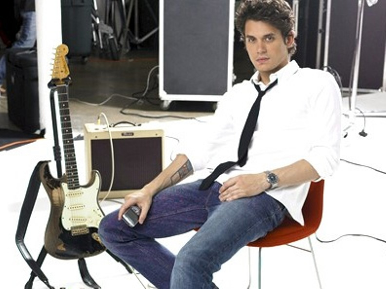 Pity, Fake naked john mayer your