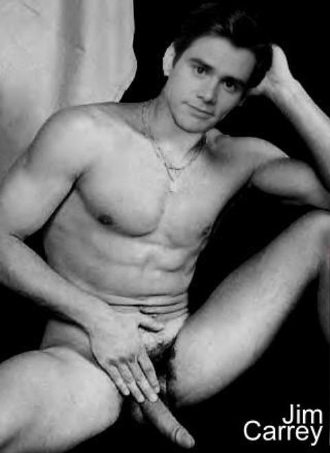 fakes nude photos of jim carrey