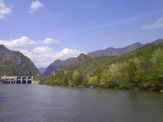 Olt River Valley / Valea Oltului Romania