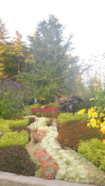 Rose Garden, Stanley Park, Vancouver