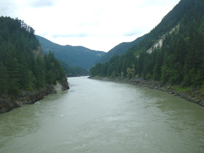 Fraser River valley