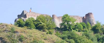 Poenari Citadel / Poenari Castle / Cetatea Poenari, Romania