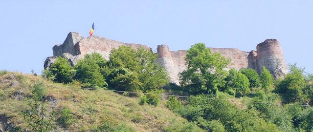 Poenari Citadel / Cetatea Poienari, Romania