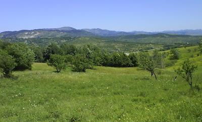 Romanian magic land
