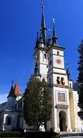 Sf Nicholas (Sf. Nicolae) Church, Schei, Brasov