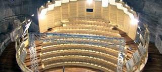The amphitheater - Turda Salt Mine