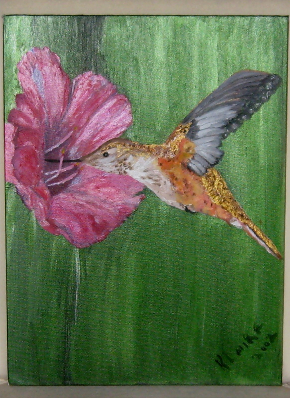 [Hummingbird+Painting+]