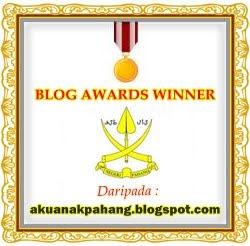 award ke 2 Yassin