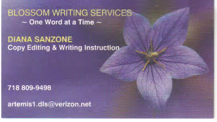 Writing skills help