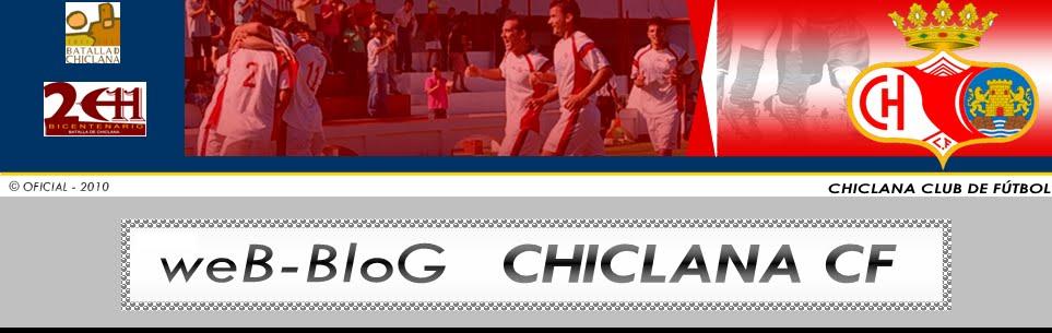 CHICLANA CF. WEB OFICIAL / www.chiclanacf-bg.blogspot.com / El club