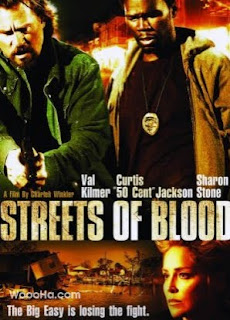 VER Streets of Blood (2009) ONLINE SUBTITULADA