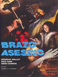 VER Brazo asesino (1973) ONLINE ESPAÑOL