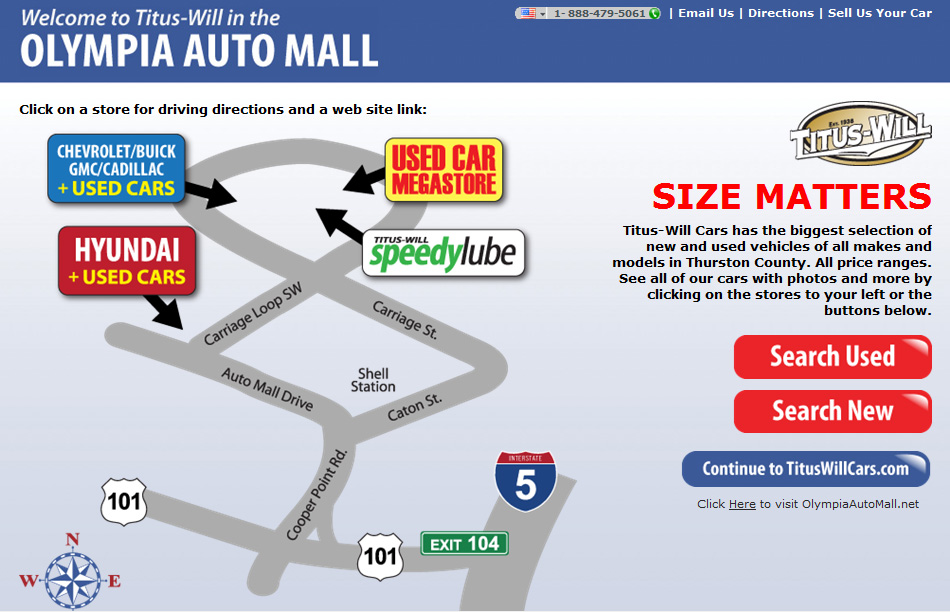 Titus Will Cars Washington 39 S 1 New Used Car Megastore