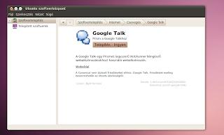 Google Talk Ubuntu Prism