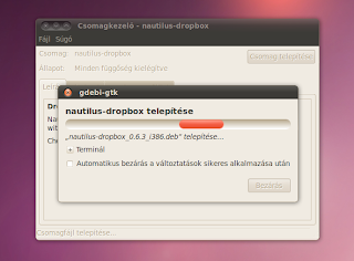 Ubuntu Linux Dropbox