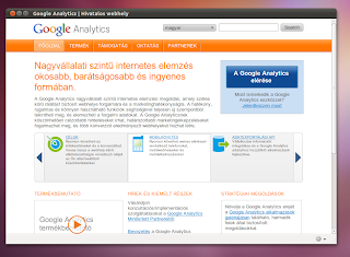 Ubuntu Linux Google Analytics Prism
