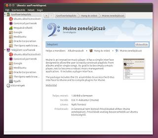 zenelejátszó Ubuntu Linux