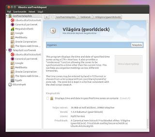 Óra Ubuntura