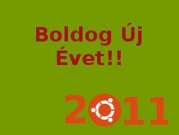 Happy new year Ubuntu