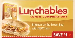 lunchables lunch combination coupon