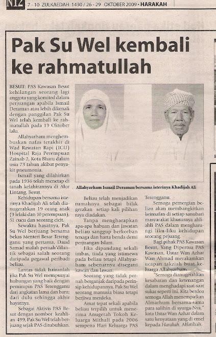 Al Fatihah ( Datuk Saya)