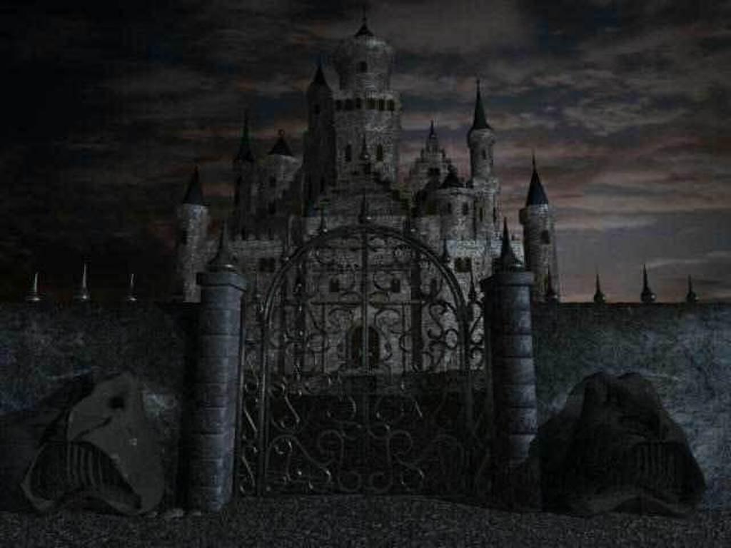 gothic castle 3 by - photo #1