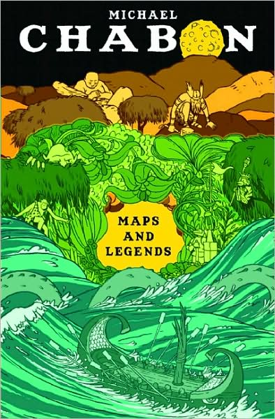 Book Review: Maps and Legends