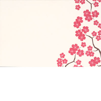 Kiss events its cherry blossom season a real baby shower with we found these cute cherry blossom invites at paper source you purchase them blank and print them yourself filmwisefo