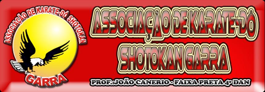 ASSOCIAÇÃO DE KARATE-DÔ SHOTOKAN GARRA