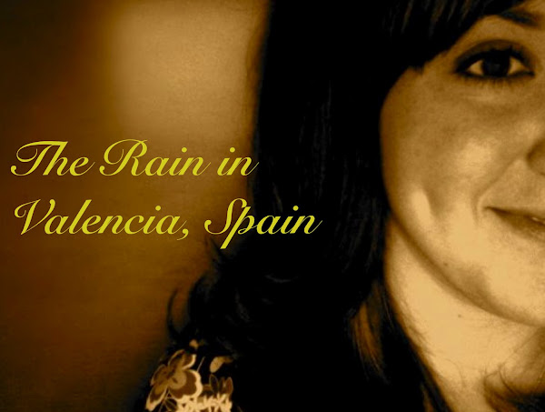 The Rain in Valencia, Spain