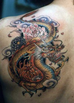 K And M Tattoo Wong Tattooan Designing: Japanese Dragon Tattoos Designs and Meaning
