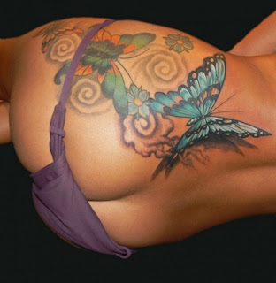 Buterfly Tatto on Tattoo Choices   Tattoo Designs  Butterfly Tattoo Designs