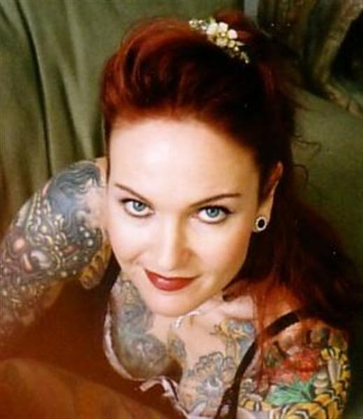 All tattoo collections female tattoo artists for Girl tattoo artist