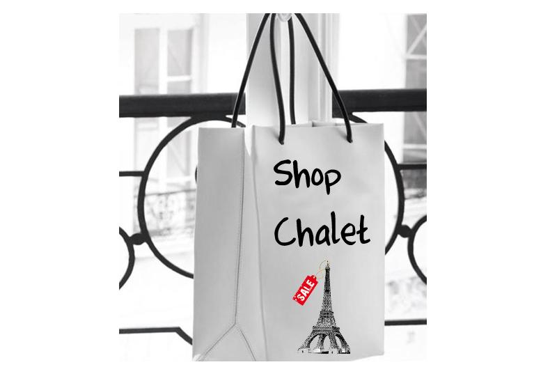 SHOP Chalet .....