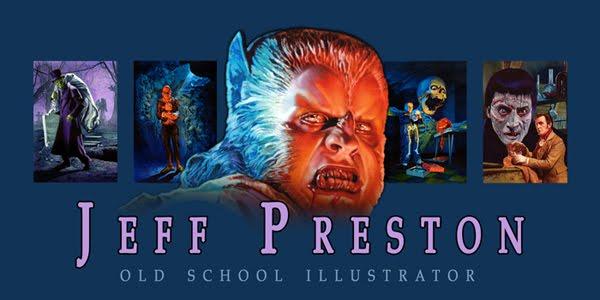JEFF PRESTON-OLD SCHOOL ILLUSTRATOR