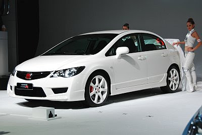 "New stuff 2011 Civic VTi ""Viper"" - tr1"