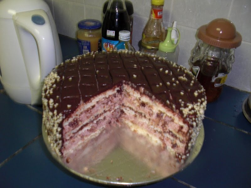 Ferrero Cake Sydney