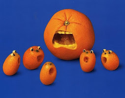 Orange you the singers for that new group?
