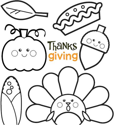 Thanksgiving Turkey Coloring Page Furthermore Yang Dimaksud Worksheet ...