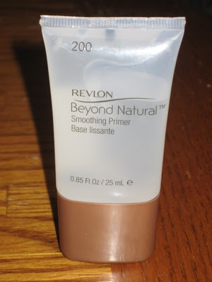 Pharmacy's equivalent : Revlon's Beyond Natural Smoothing Primer