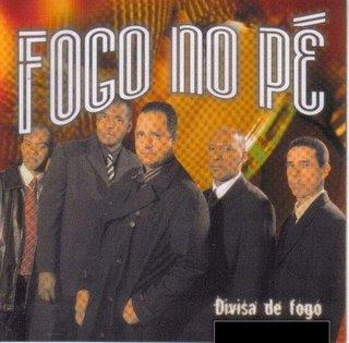 Fogo no P� - Divisa de Fogo - (Playback) 2008