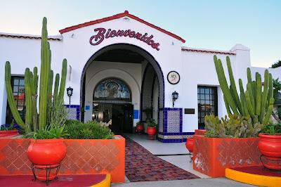Feliz Ano Nuevo at Rosarito Beach Hotel