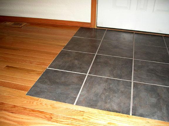 Laminate Flooring Transition To Tile : Laminate Flooring: Transitioning Laminate Flooring Between Rooms