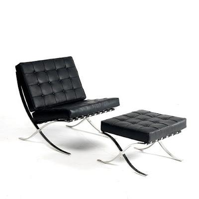 Y un poco de dise o la silla barcelona 1929 - Silla barcelona mies van der rohe ...